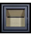 Ενεργειακή εστία JIDE PURE 70/70 steel door