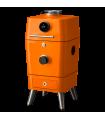 4K Everdure by Heston Blumenthal  bbq ξύλου και smoker με ηλεκτρονική έναυση (πορτοκαλί)